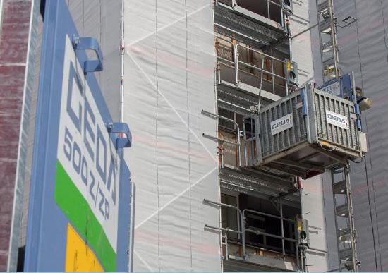 Lifting Equipment Hire London - Lift Hoists UK