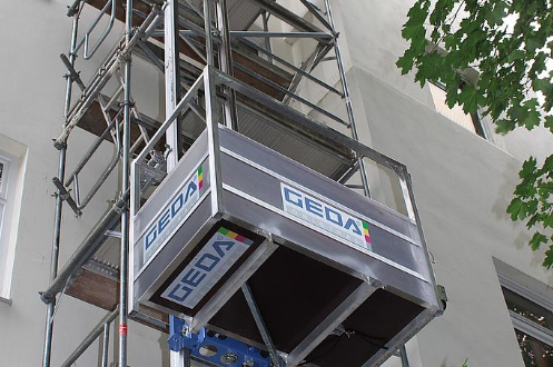 GEDA 200 Z - Construction Hoist
