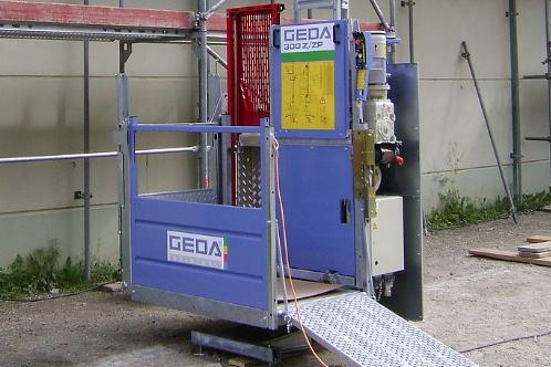 GEDA 300 Z/ZP - GEDA Lifting Equipment
