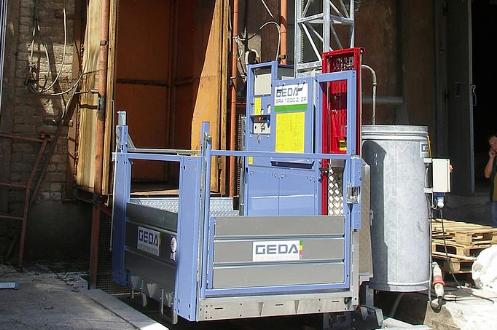 GEDA 1200 Z/ZP - GEDA Lifting Equipment