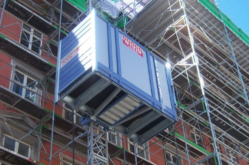 GEDA Multilift P12 - GEDA Lifting Equipment