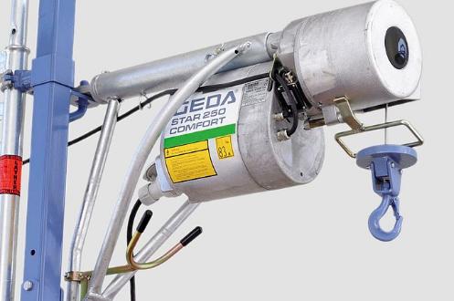 GEDA Star 250 Comfort